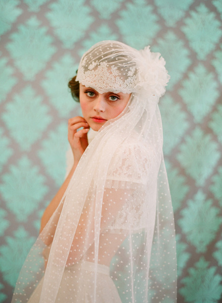 wedding veils to fit your personality