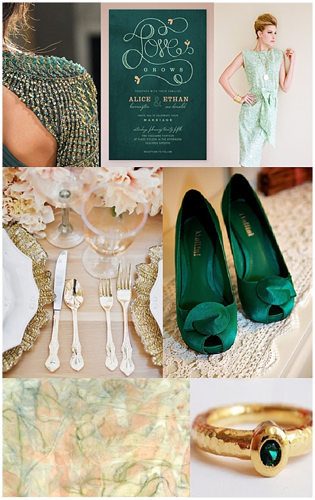 Fall 2013 Wedding Colors