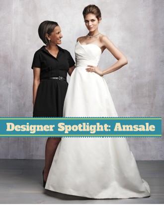 Designer spotlight amsalefashionitsa by nitsa 39 s for Amsale aberra wedding dresses