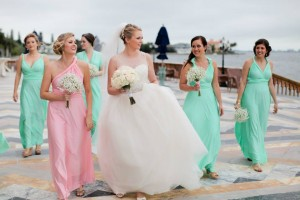 Hot Trends for Bridesmaids Dresses