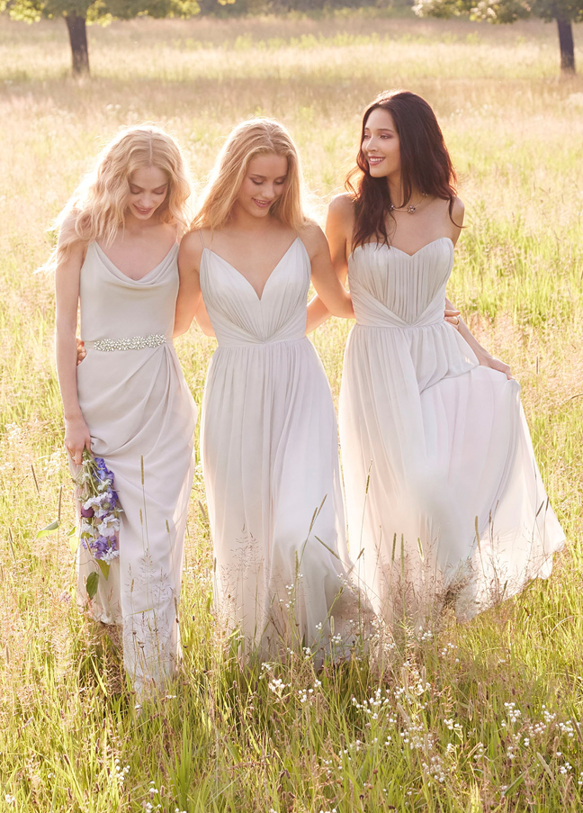 Fall 2015 bridesmaids dresses