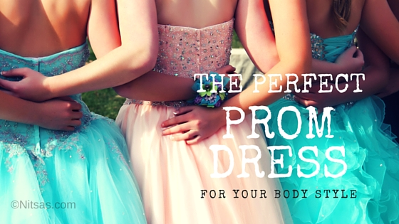 Finding the perfect prom dress for your body type