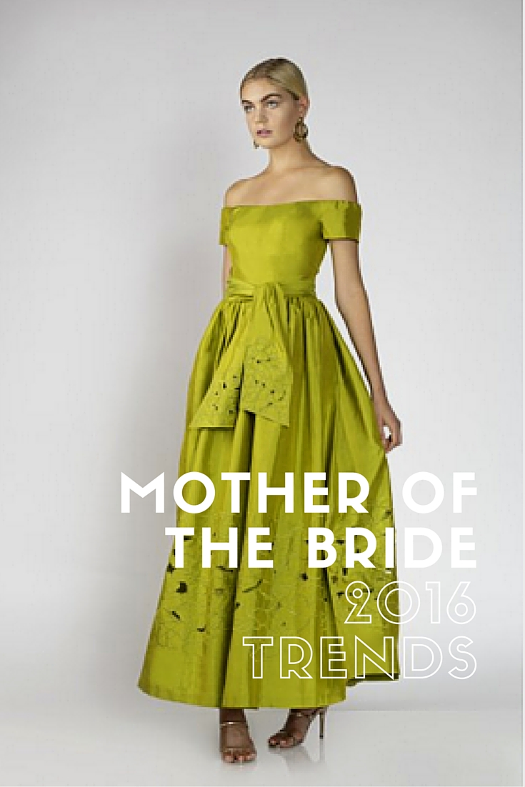 Trends Mother of the Bride