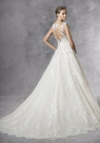 b7c186a597 Nitsa s Couture Bridal Gowns and Wedding Dresses